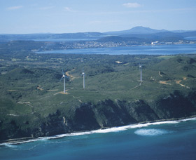 Albany Wind Farm - eAccommodation