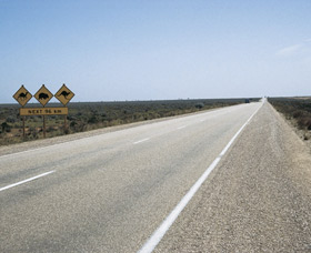 Eyre Highway - eAccommodation