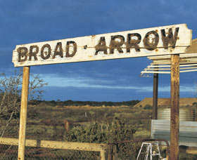 Broad Arrow - eAccommodation