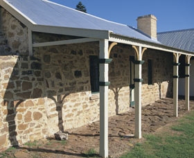 Ellensbrook Historic Home and Picnic Grounds - eAccommodation