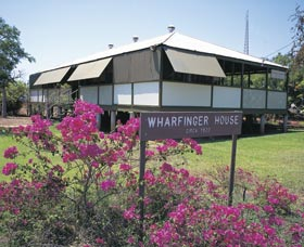 Wharfinger's House Museum - eAccommodation
