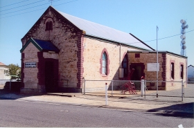 Balaklava Museum Centenary Hall - eAccommodation