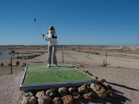 Coober Pedy Opal Fields Golf Club - eAccommodation