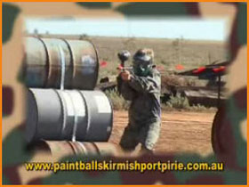 Paint Ball Skirmish Port Pirie - eAccommodation