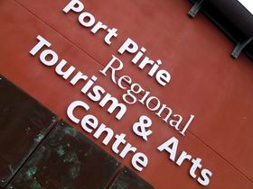Port Pirie Regional Tourism And Arts Centre - eAccommodation