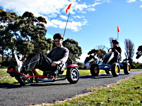 Pedal Buggies Tasmania - eAccommodation