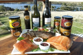 Bruny Island Smokehouse - eAccommodation