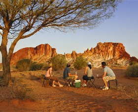 Rainbow Valley Conservation Reserve - eAccommodation