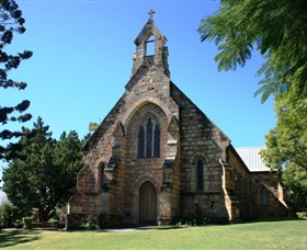 St Marys Anglican Church Memorial Chapel - eAccommodation
