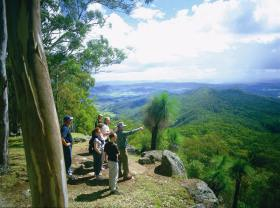 Gold Coast Hinterland Great Walk - eAccommodation