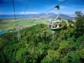 Skyrail Rainforest Cableway - eAccommodation