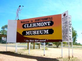 Clermont Historical Centre and Museum - eAccommodation