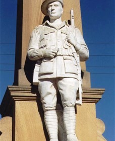 Beaudesert War Memorial