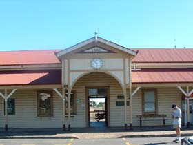 Maryborough Railway Station