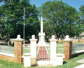 Boonah War Memorial and Memorial Park - eAccommodation