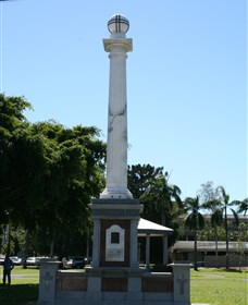 World War I Memorial Cenotaph and Jubilee Park