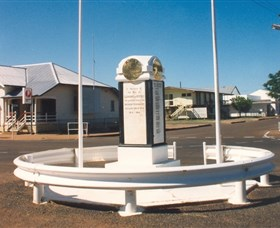 Cloncurry War Memorial - eAccommodation