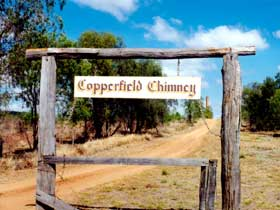 Copperfield Store and Chimney - eAccommodation