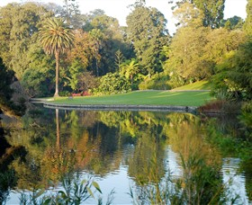 Royal Botanic Gardens Melbourne - eAccommodation