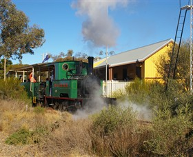 Red Cliffs Historical Steam Railway - eAccommodation