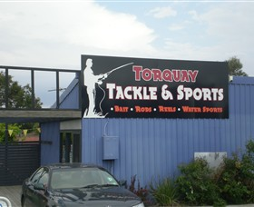 Torquay Tackle  Sports - eAccommodation