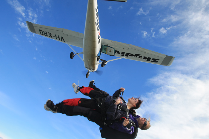 Australian Skydive - eAccommodation