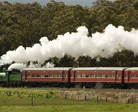 Steamrail Victoria - eAccommodation