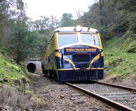 Yarra Valley Railway - eAccommodation