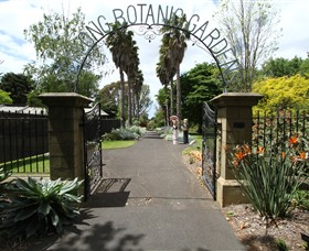 Friends of Geelong Botanic Gardens - eAccommodation