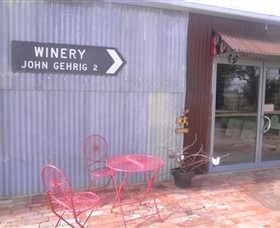 John Gehrig Wines - eAccommodation