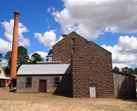 Andersons Mill Smeaton Historic Area