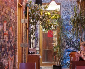 Sappho Books Cafe and Wine Bar - eAccommodation