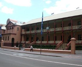 Parliament House - eAccommodation