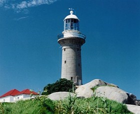 Montague Island Lighthouse - eAccommodation