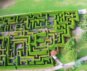 Hedgend Maze and Healesville Laser Sport - eAccommodation