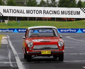 National Motor Racing Museum - eAccommodation