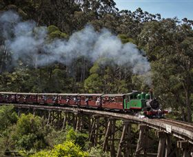 Puffing Billy Steam Railway - eAccommodation