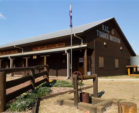 South Burnett Region Timber Industry Museum - eAccommodation