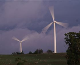 Crookwell Wind Farm - eAccommodation