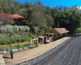 Spring Bluff Railway Station - eAccommodation