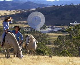 Canberra Deep Space Communication Complex - eAccommodation