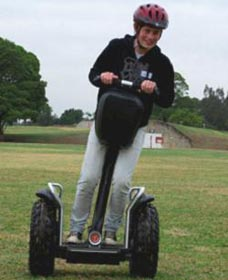 Segway Tours Australia - eAccommodation