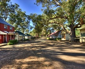 The Australiana Pioneer Village Ltd - eAccommodation