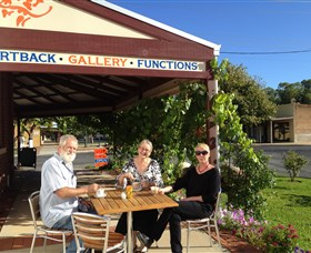 Artback Australia Gallery and Cafe - eAccommodation