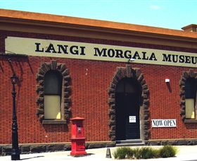 Langi Morgala Museum - eAccommodation