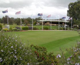 Tocumwal Golf Club - eAccommodation