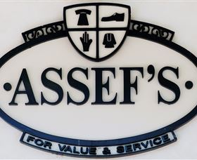 Assef's - eAccommodation