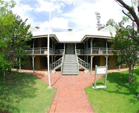 Moree Lands Office Historical Building - eAccommodation