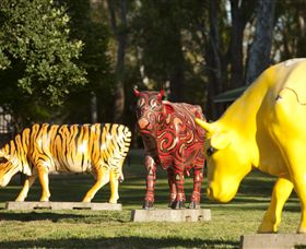 Greater Shepparton's Moooving Art - eAccommodation