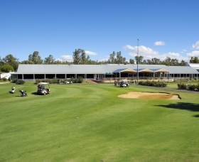 Yarrawonga Mulwala Golf Club Resort - eAccommodation